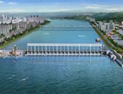 汤坝千赢国际枢纽工程进展
